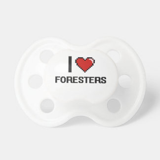 I love Foresters BooginHead Pacifier