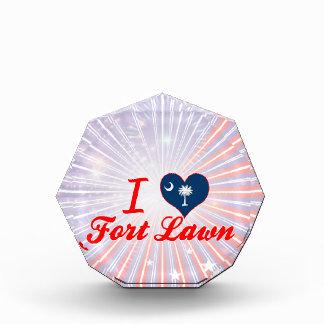 I Love Fort Lawn South Carolina Award