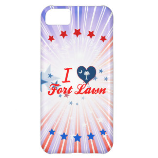 I Love Fort Lawn South Carolina iPhone 5C Cover