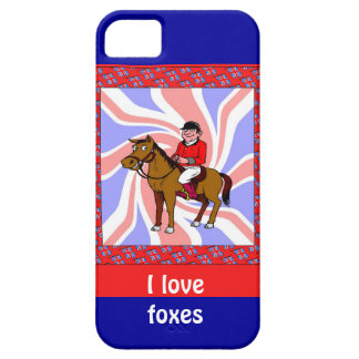I love foxes iPhone 5 case