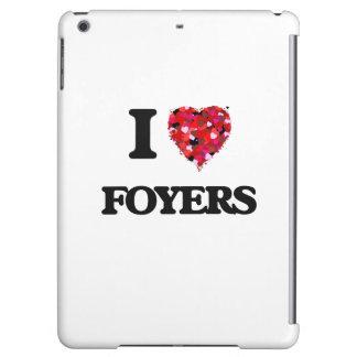 I Love Foyers Case For iPad Air