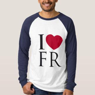 I love FR shirt