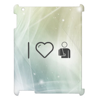 I Love Fractured Male Cover For The iPad 2 3 4