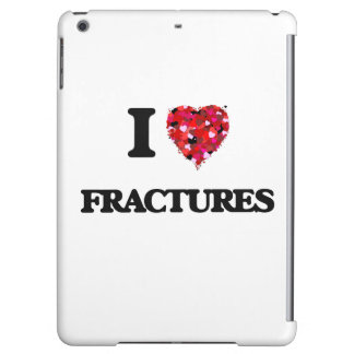 I Love Fractures iPad Air Cases