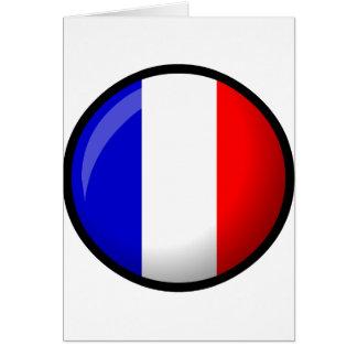 I Love France. France Card