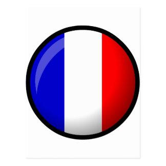I Love France. France Postcard