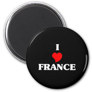 I Love France Magnet