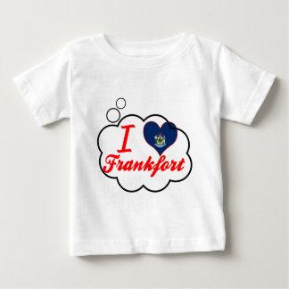 I Love Frankfort, Maine T-shirt
