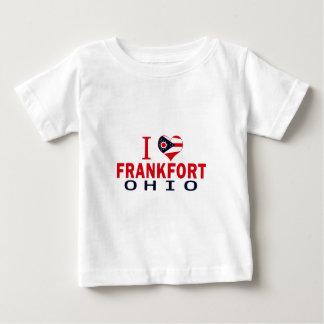 I love Frankfort, Ohio Tees