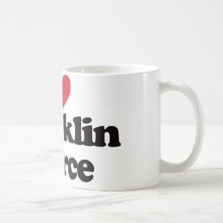 I Love Franklin Pierce Coffee Mug