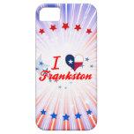 I Love Frankston, Texas iPhone 5 Covers