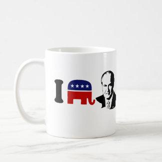 I Love Fred Thompson Classic White Coffee Mug