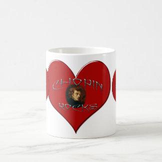 I Love Frederic Chopin Coffee Mug