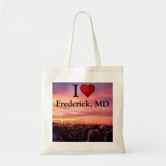 I Love Frederick, MD @ The Fair Tote Bag