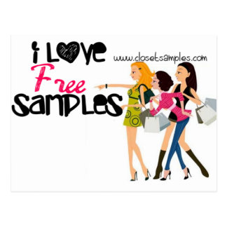 I love Free 2 Postcard