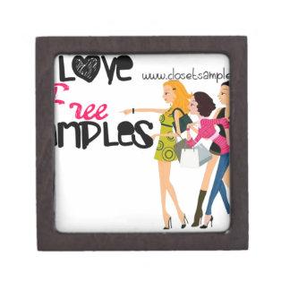 I love Free 2 Premium Jewelry Boxes
