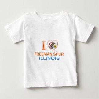 I Love Freeman Spur, IL Infant T-shirt