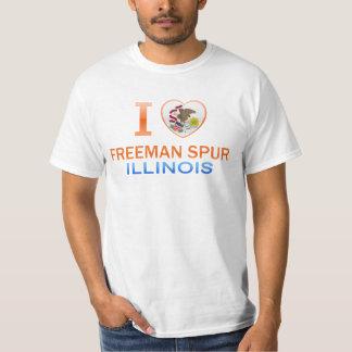 I Love Freeman Spur, IL Shirts