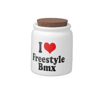 I love Freestyle Bmx Candy Jars