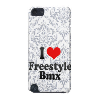I love Freestyle Bmx iPod Touch 5G Covers