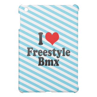 I love Freestyle Bmx iPad Mini Cases