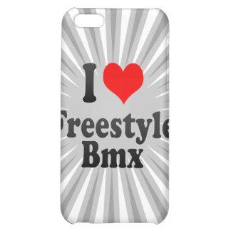 I love Freestyle Bmx iPhone 5C Cases