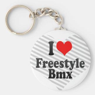 I love Freestyle Bmx Keychains