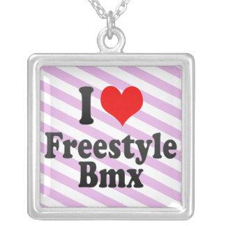 I love Freestyle Bmx Pendants