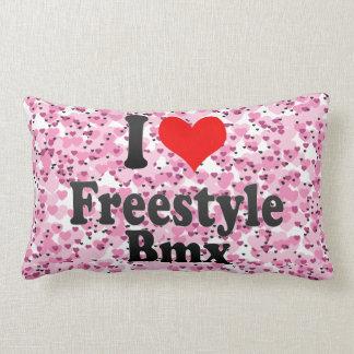 I love Freestyle Bmx Pillows