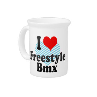 I love Freestyle Bmx Pitchers
