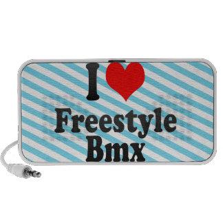 I love Freestyle Bmx Mini Speaker