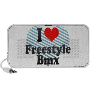 I love Freestyle Bmx Speaker System
