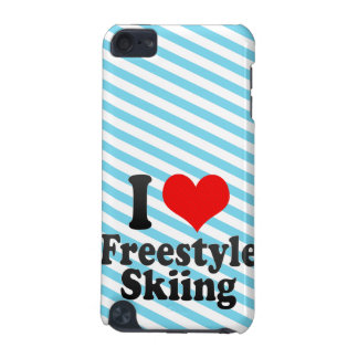 I love Freestyle Skiing iPod Touch 5G Case