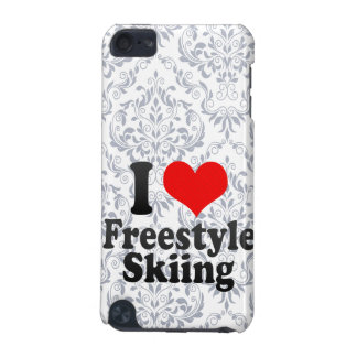 I love Freestyle Skiing iPod Touch 5G Cases