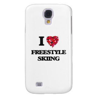 I Love Freestyle Skiing Samsung Galaxy S4 Case