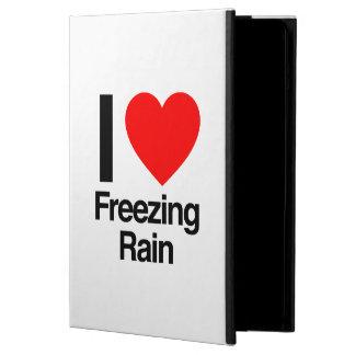 i love freezing rain case for iPad air