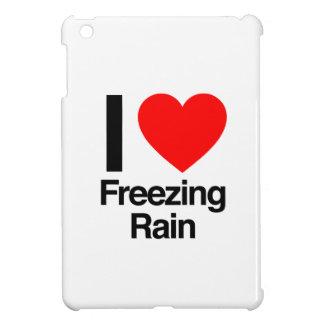 i love freezing rain iPad mini covers