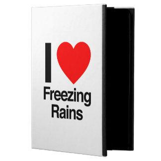 i love freezing rains iPad air case