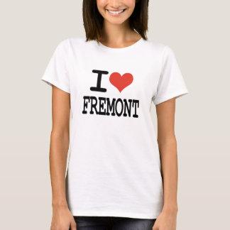 I love Fremont T-Shirt