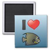 I Love French Angelfish