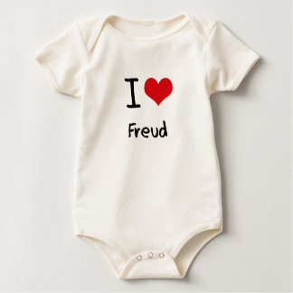 I Love Freud Bodysuit