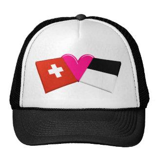 I Love Fribourg Hats