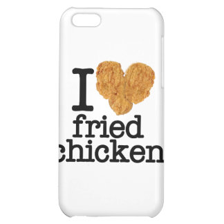 I Love Fried Chicken Case For iPhone 5C