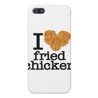 I Love Fried Chicken iPhone SE/5/5s Case