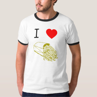 I love Fries T-Shirt