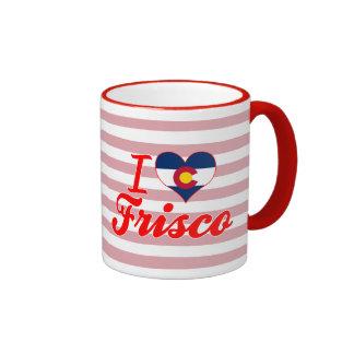 I Love Frisco, Colorado Mug