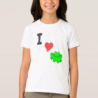 I love froggie T-Shirt