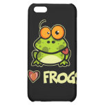 I Love Frogs iPhone 5C Cover
