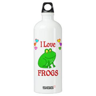 I Love Frogs SIGG Traveler 1.0L Water Bottle