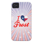 I Love Frost, Texas iPhone 4 Covers